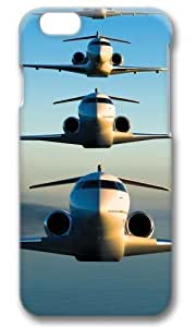 Army Bombardier Global Express Thanksgiving Easter Masterpiece Limited Design PC Black 3D Case for iphone 6 by Cases & Mousepads