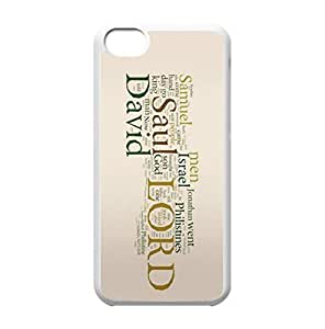 taoyix diy The Holy Bible logo Design for iPhone 5C hard back shell