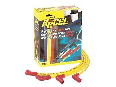 500 Accel Spark Plug - 5