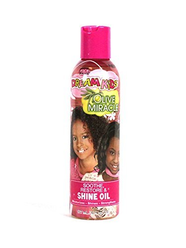 African Pride Dream Kids Olive Miracle Soothe Restore & Shin