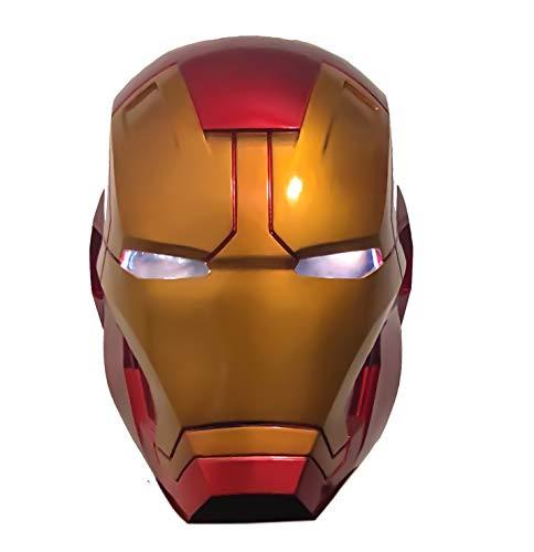 Iron man Helmet,Yacn Led Iron Man Mask