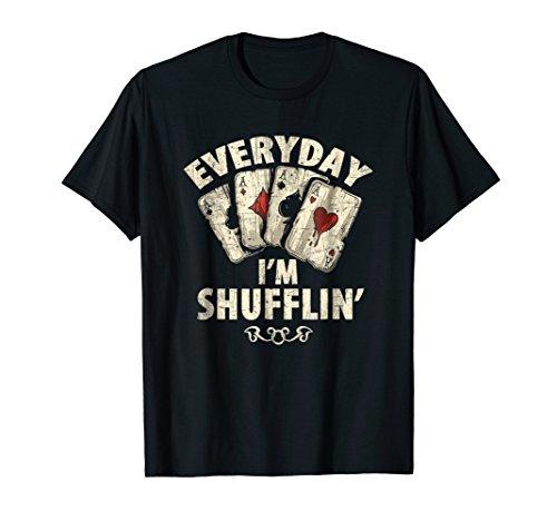 Casino Dealer T- Shirt Gift, Poker Dealer TShirt