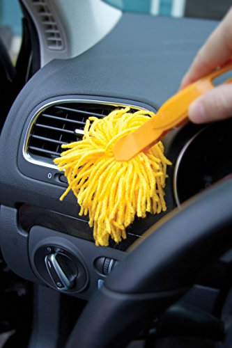 Complete Car Cleaning Kit 5 Pcs Set Auto Detailing Tools To Clean Interior Exterior Of Cars Autos Vehicles