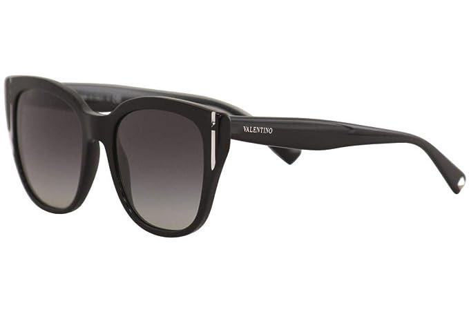 Gafas de Sol Valentino VA 4040 Black/Grey Shaded Mujer ...