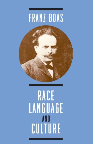Race, Language, and Culture (Midway Reprints)
