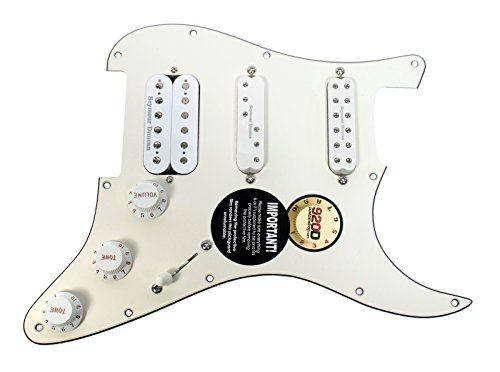 Seymour Duncan Everything Loaded Pickguard