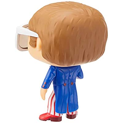 Funko Pop! Rocks: Elton John - Red White Blue Collectoble Figure: Funko Pop! Rocks:: Toys & Games