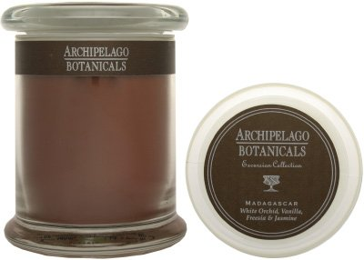Archipelago Botanicals Candle Collection in Glass Jar - 60 Hour Burning Time Madagascar