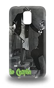 New Arrival 3D PC Case Cover With Galaxy Design For Galaxy S5 American Charles Chaplin City Lights Romance ( Custom Picture iPhone 6, iPhone 6 PLUS, iPhone 5, iPhone 5S, iPhone 5C, iPhone 4, iPhone 4S,Galaxy S6,Galaxy S5,Galaxy S4,Galaxy S3,Note 3,iPad Mini-Mini 2,iPad Air )