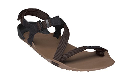 - Xero Shoes Z-Trek - Men's Minimalist Barefoot-Insipred Sport Sandal - Hiking, Trail, Running, Walking - Mocha/Coffee