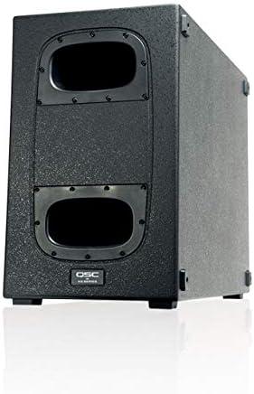 QSC KS212C Active Dual 12 Cardioid Subwoofer