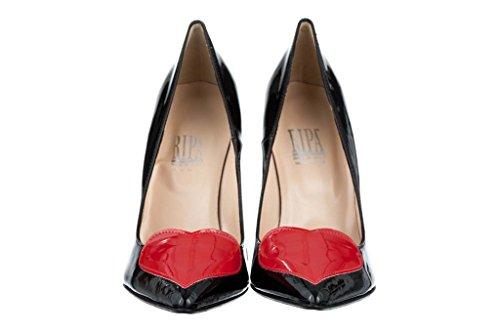 Ripa Decollete Leder 55 Damen Shoes Pumps Aus 399 Hohe X1qw45c
