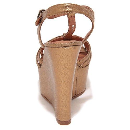 Zeppa Donna Sandali 5791O Doré oro Sandals SWANSONG Jeffrey Campbell Sandalo Women qxF4R0t0