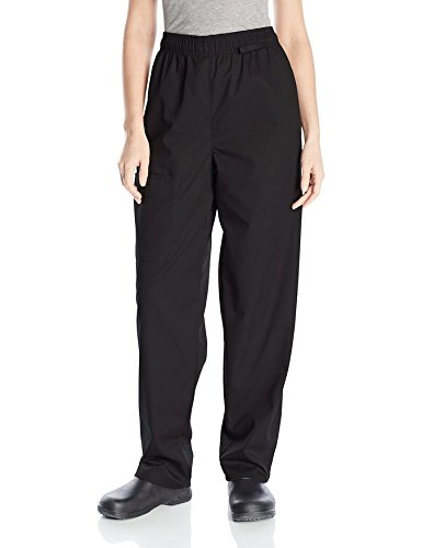 Uncommon Threads Cargo Chef Pant,Black,X-Large (Cotton Chef Pants compare prices)