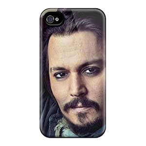 Back Cases Covers For Iphone 6 - Johnny Depp Tattoo