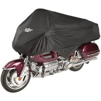 Amazon.com: Show Chrome 4-456BK Black Motorcycle Half