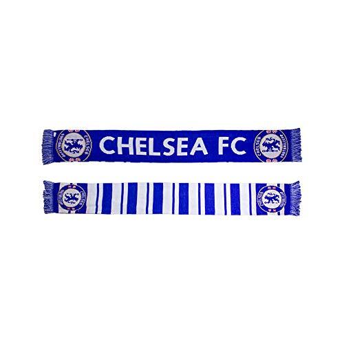 Chelsea FC Crest Fan Scarf