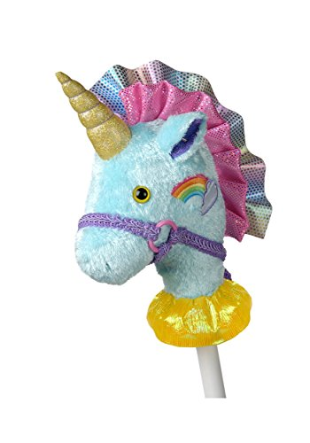 Fancy Prancer Stick Unicorn 31 by Mary Meyer