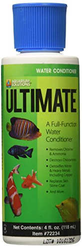 Hikari Usa AHK72234 Ultimate Water Conditioner for Aquarium, 4-Ounce