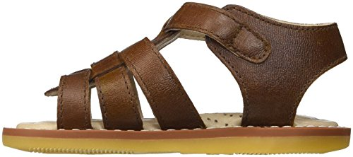 Elephantito Fisherman Sandal T1620 Brown Toddler rZHrqF