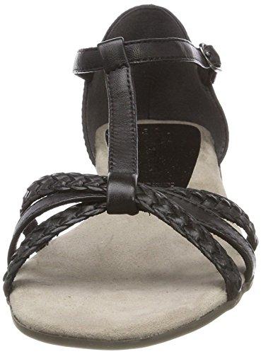 Sandales Noir Noir Eu 36 28137 Femme black Tamaris Bride Cheville 154HxCnqw