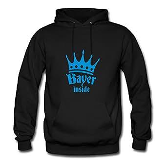 Ebolam Women Bayer Inside Oktoberfest King Painting Sweatshirts (x-large,black)