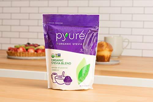 Pyure Organic All-Purpose Blend Stevia Sweetener, 1 lb (16 oz) by Pyure (Image #6)