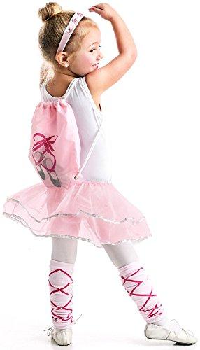 LITTLE ADVENTURES Backpack Ballerina Gift Set, 1 Each -