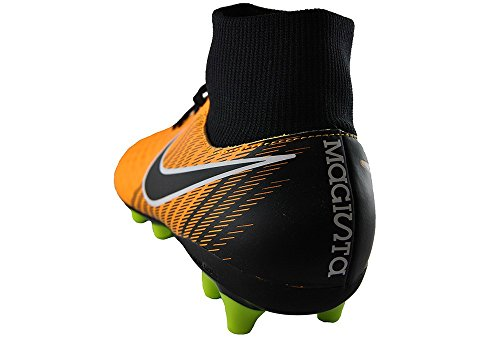 Nike Magista Onda II DF AG-Pro Schwarz Orange Fußballschuhe , Schuhgröße:EUR 38.5