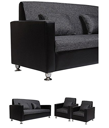 Magnificent Westido Five Seater Sofa Set 3 1 1 Grey Amazon In Home Inzonedesignstudio Interior Chair Design Inzonedesignstudiocom