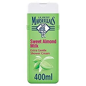 LE PETIT MARSEILLAIS Shower Cream Sweet Almond Extra Gentle 400ml