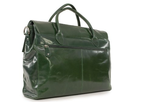 Bag Collection Helena Catwalk Leather Over Green Laptop Sized Vintage dIBB6wPq