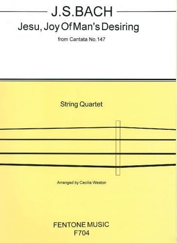 Bach: Jesu, Joy of Man's Desiring (BWV 147) (String Quartet) ()