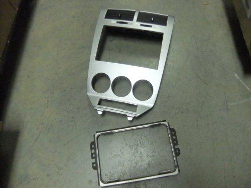 Dodge Caliber NAV Instrument Bezel W/Bracket, OEM Mopar