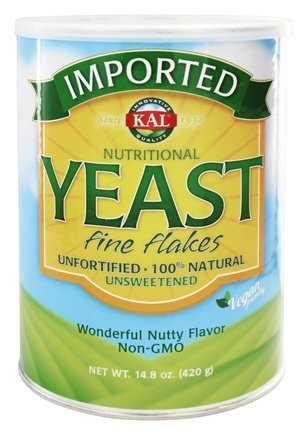 Imported Yeast Kal 14.8 oz Powder from KAL
