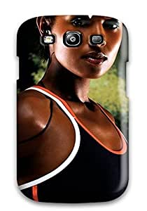 Galaxy S3 Case Slim [ultra Fit] Healthy And Athletic Woman Women Sensual People Women Protective Case Cover