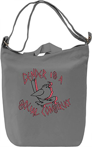 Rad Bird Borsa Giornaliera Canvas Canvas Day Bag| 100% Premium Cotton Canvas| DTG Printing|