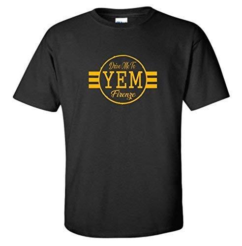 YEM Drive Me To Firenze Shirt | Phish Inspired Lot T-Shirt by Cumberland Groove T-Shirts