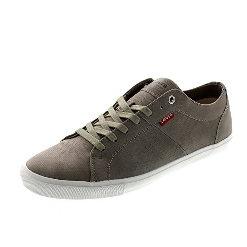 Levis Herren Sneaker Woods Regular Grey (Grau)