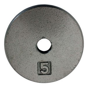 Ader-Standard-1-Hole-Cast-Iron-Weight-Plate-Picture-for-Reference-Only