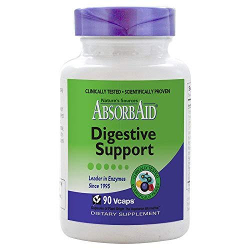 Nature's Sources AbsorbAid Digestive Support - 90 -