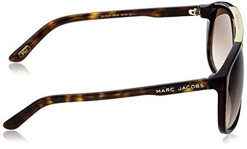 Havana 252 Jacobs Marc MJ Marron Sonnenbrille Brown Dark Sf S qBgwSAng