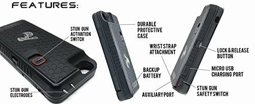 How to fit Stun Gun Phone Case