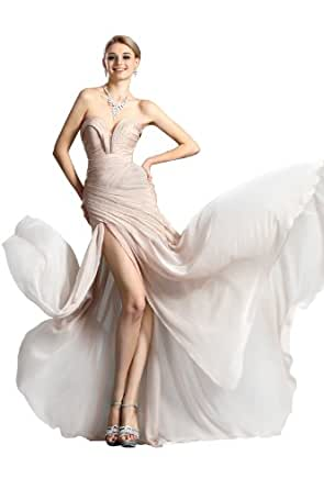 eDressit New Stylish Ruched Bodice Evening Dress