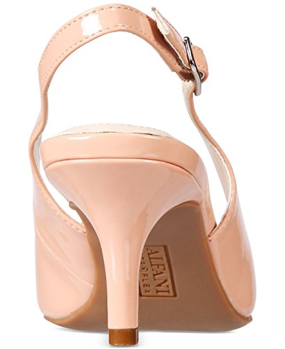5M Womens Sli 7 Pointed Babbsy Alfani Blush Toe nS0BfZWwq