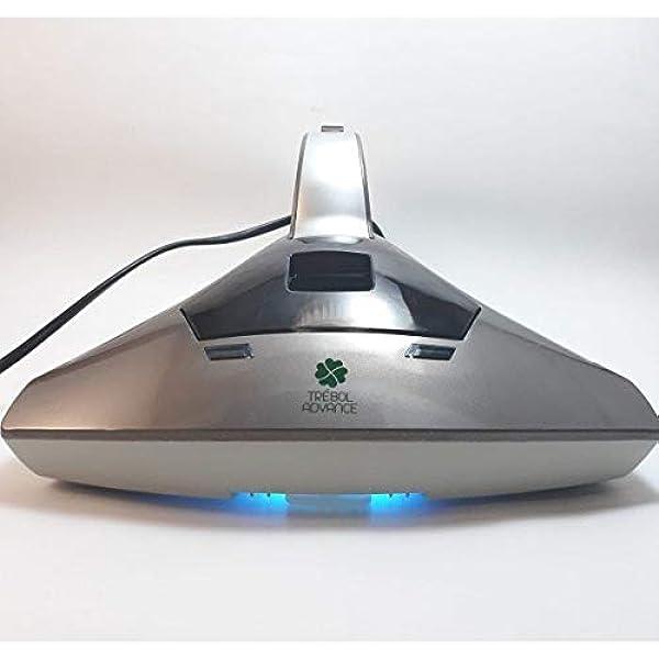 Aspirador DE ACAROS con LUZ Ultravioleta E Iones: Amazon.es: Hogar
