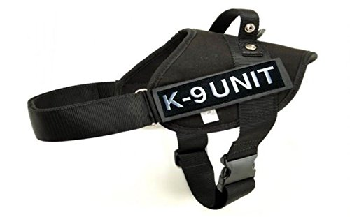 Police Service Harness Embroidered K9 product image
