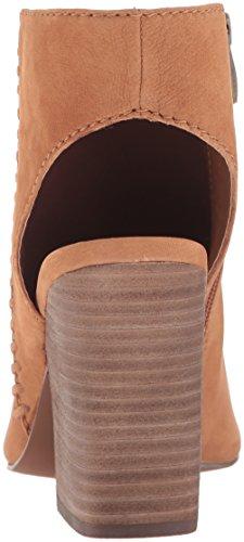 Steve Madden Womens Mingle1 Dress Sandal Tan NuBuck