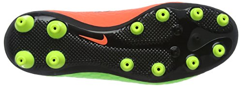 Multicolore Pro Black III Entrainement Homme Football Hypervenom de Electric NIKE Chaussures hyper Phelon volt Orange AG Green UqRv4Bw