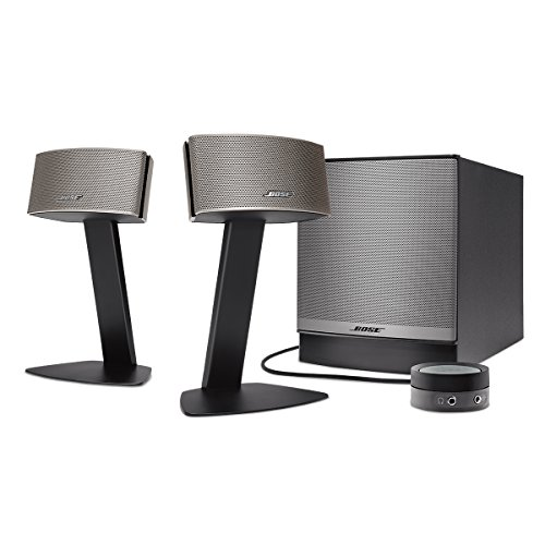 Bose® Companion® 50 Multimedia Lautsprechersystem schwarz